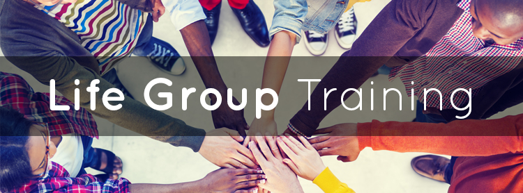 Life Group Training Banner